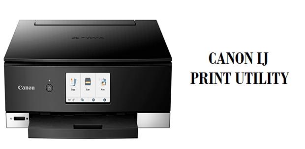 Canon-IJ-Printer-Utility